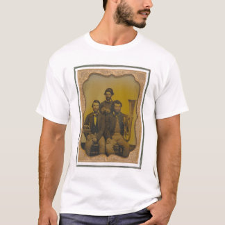 Musicians with their instruments (40473) T-Shirt