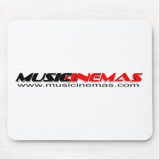 MusiCinemas Branded Mouse Pad