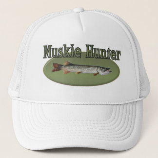 Muskie Hunter Trucker Hat