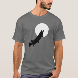 Muskies by Moonlight Tee