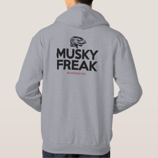MUSKY FREAK - HOODIE (double sided)