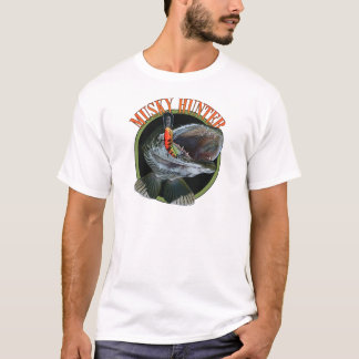 Musky hunter 7 T-Shirt