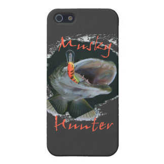 Musky Hunter iPhone 5 Cases