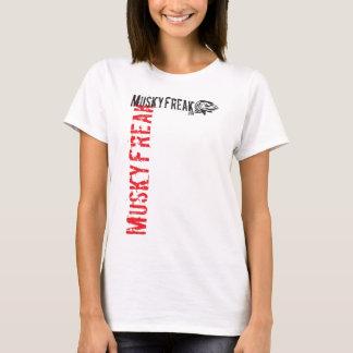 MuskyFreak_Red T-Shirt