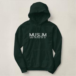 Muslim Embroidered Hoodie