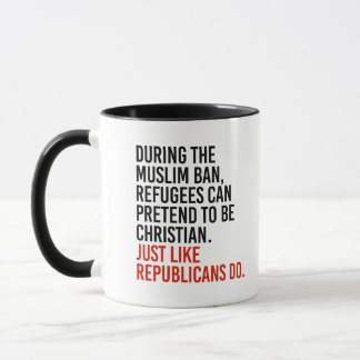 Muslims can pretend to be Christian just like Repu Mug