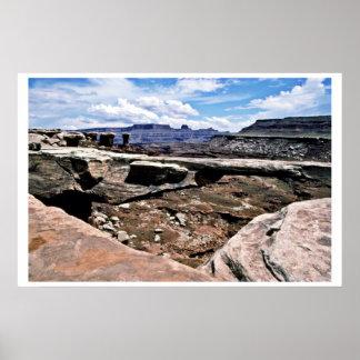 Musselman Arch - Canyonlands National Park Print