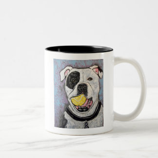 mussolini and the tennis ball mugs