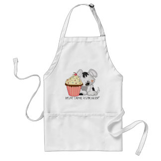 Must Love Cupcakes sweet treat apron