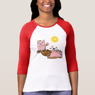 Must Love Pigs T Shirts