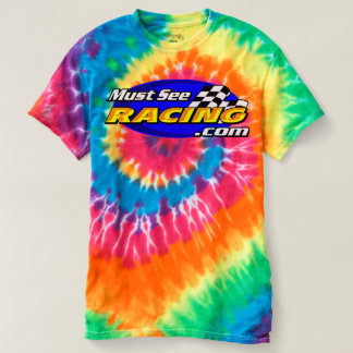 Must See Racing tie dye T-Shirt
