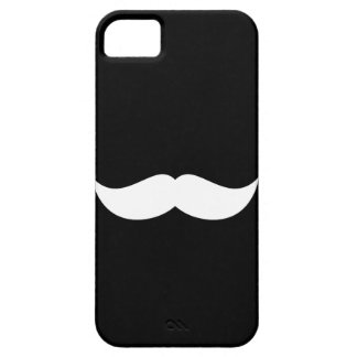 Mustache Barely There iPhone 5 Case