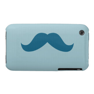 Mustache iPhone 3 Cover