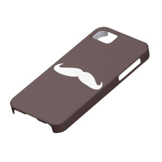 Mustache case barely there iPhone 5 case