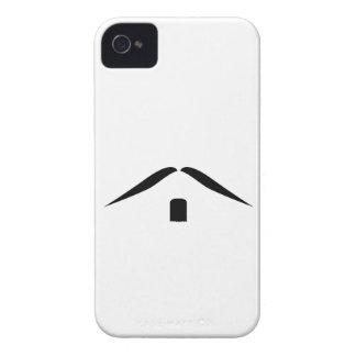 Mustache Case-Mate iPhone 4 Cases