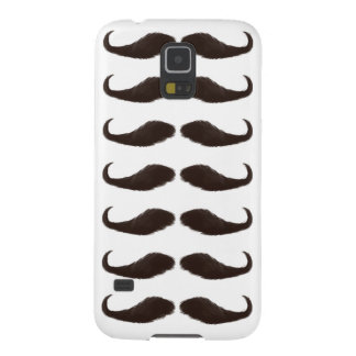 Mustache Cases For Galaxy S5