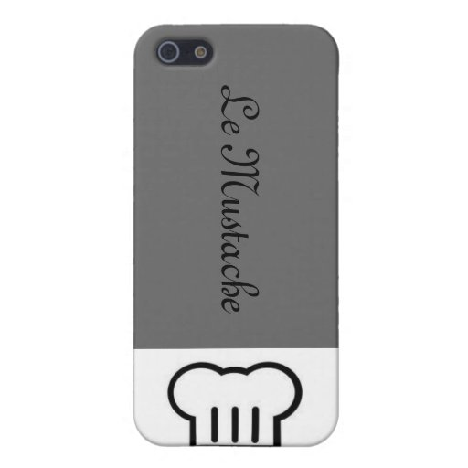 Mustache cases iPhone 5 covers