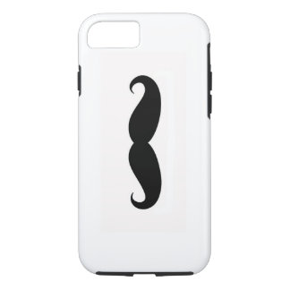 Mustache Cell Phone Case