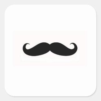 Mustache Envelope Seal