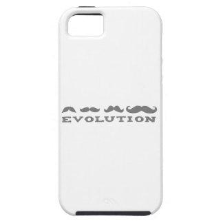 Mustache Evolution iPhone 5 Case