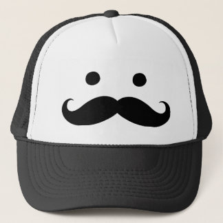 Mustache Face Hat