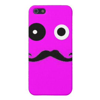 Mustache guy iPhone 5 cases