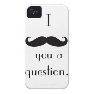 Mustache iPhone 4 Case