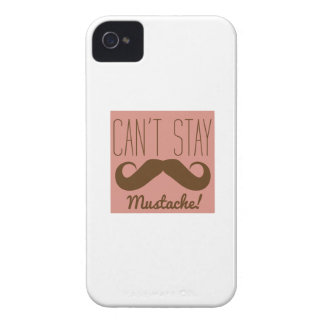 Mustache iPhone 4 Cover