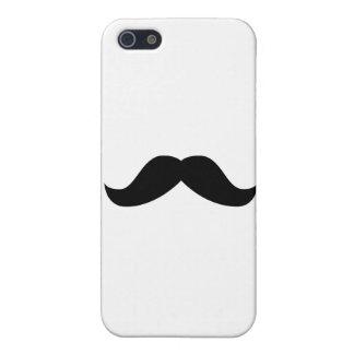Mustache iPhone 5/5S Case