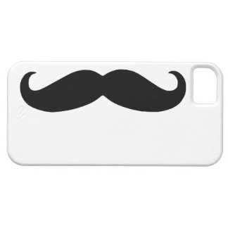 Mustache iPhone 5 Covers
