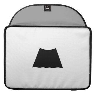 "Mustache Macbook Pro 15"" Rickshaw Flap Sleeve MacBook Pro Sleeve"