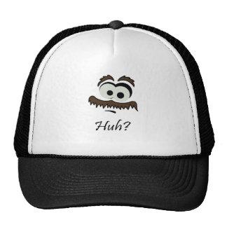 Mustache Man - Huh Hats