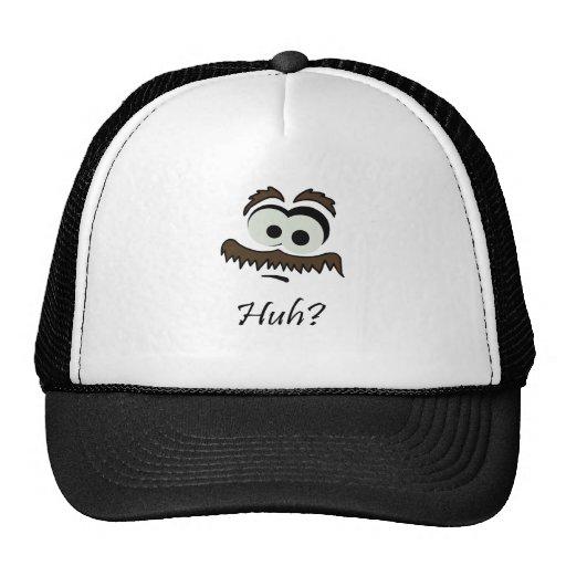 Mustache Man - Huh? Hats
