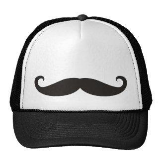 Mustache / Moustache / Schnurrbart Cap
