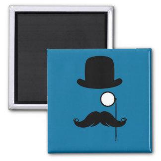 Mustache Moustache Stache Man Refrigerator Magnets