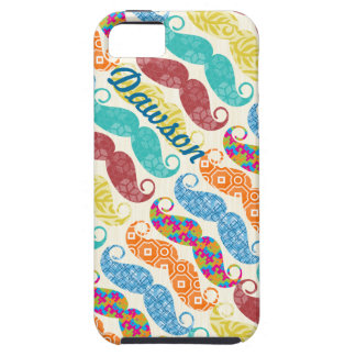 Mustache  Mr. Hipster Vintage Retro iPhone 5 Cover