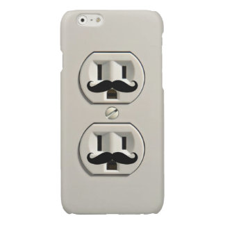Mustache power outlet
