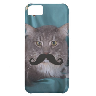 Mustache Qpc Template iPhone 5C Case