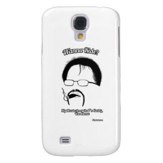 Mustache Ride, of F'n Caddy Samsung Galaxy S4 Case