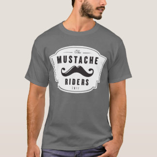 Mustache Riders 2011 T-Shirt