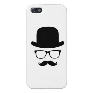 Mustache 'Sir' iPhone5 Case iPhone 5 Cases