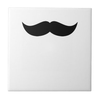 Mustache Tile