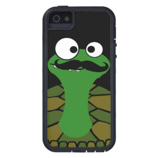 Mustache Turtle Case For The iPhone 5