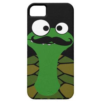 Mustache Turtle iPhone 5 Cases