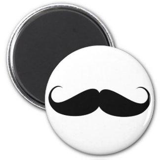 mustache vintage symbol funny moustache magnet