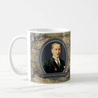 Mustafa Kemal Ataturk Historical Mug