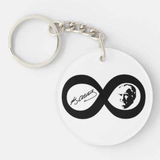 Mustafa Kemal Ataturk Key Ring