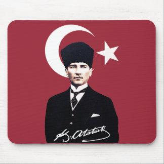 Mustafa Kemal Atatürk Mouse Pad
