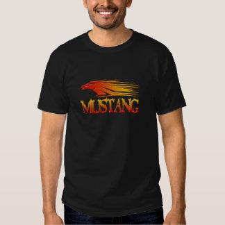 Mustang 20 tee shirts