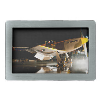 Mustang at Night Belt Buckle